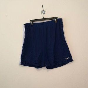 Blue Nike Shorts ((XXL)